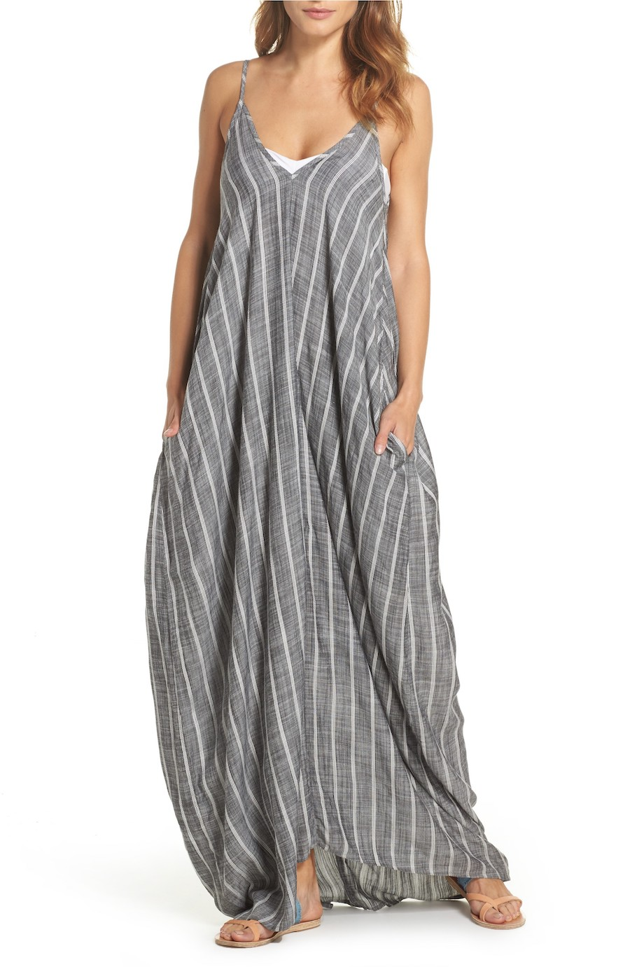 Cool pool coverups for moms: Maxi Dress by Elan
