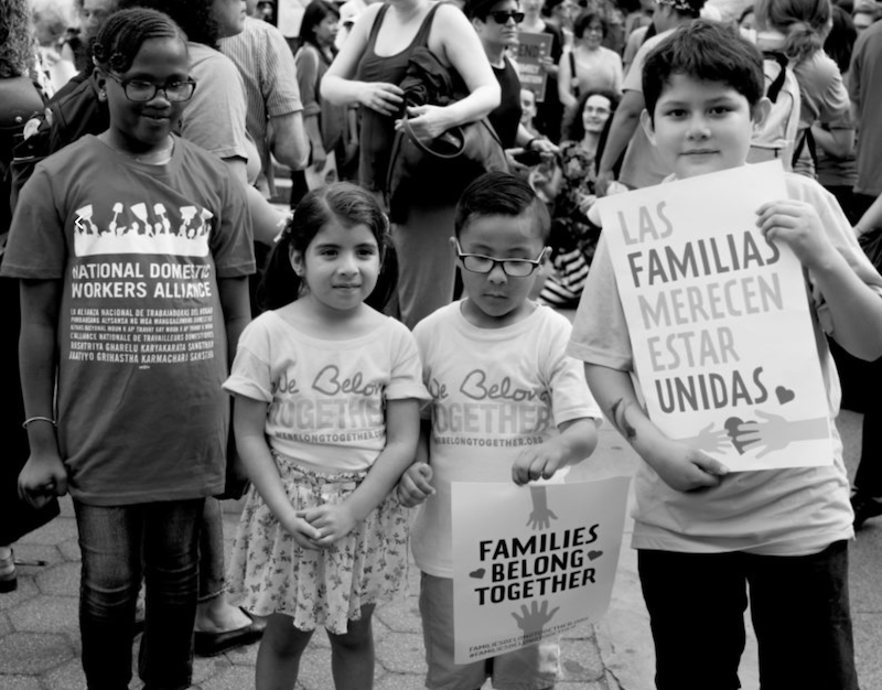 Families Belong Together protests are taking place everywhere on June 30. Here's how to participate.