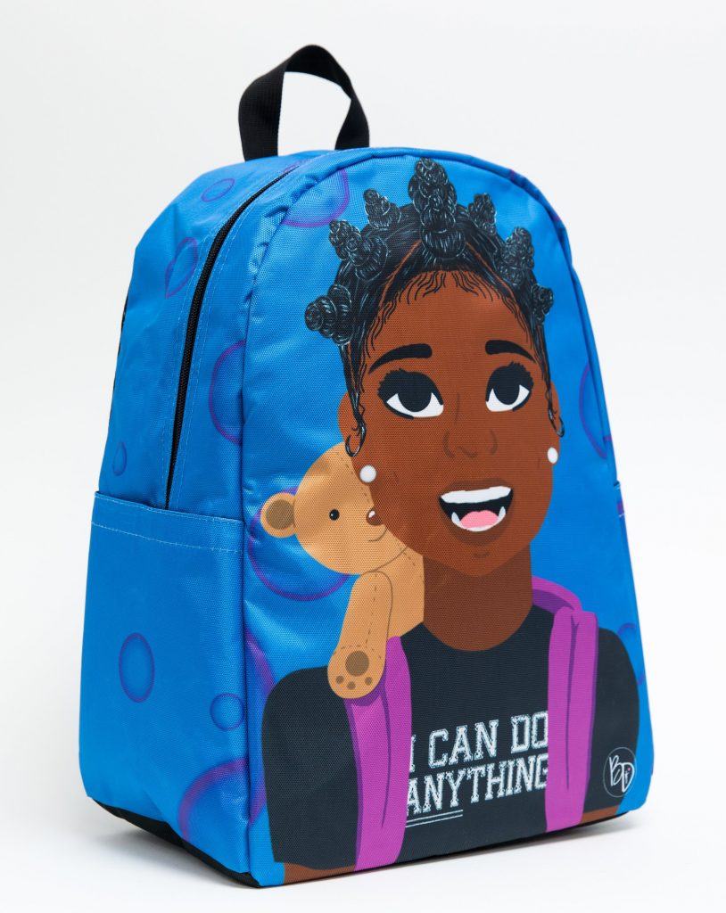 wonderfully positive backpacks lunch boxes made just for