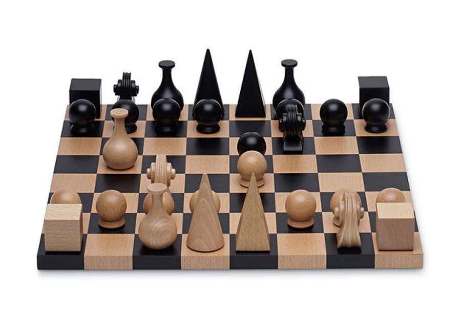 Stylish Father's Day Gifts for His Man Cave: Man Ray Chess Board