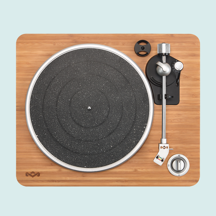 Stylish Father's Day Gifts for His Man Cave: Stir It Up Turntable from Marley