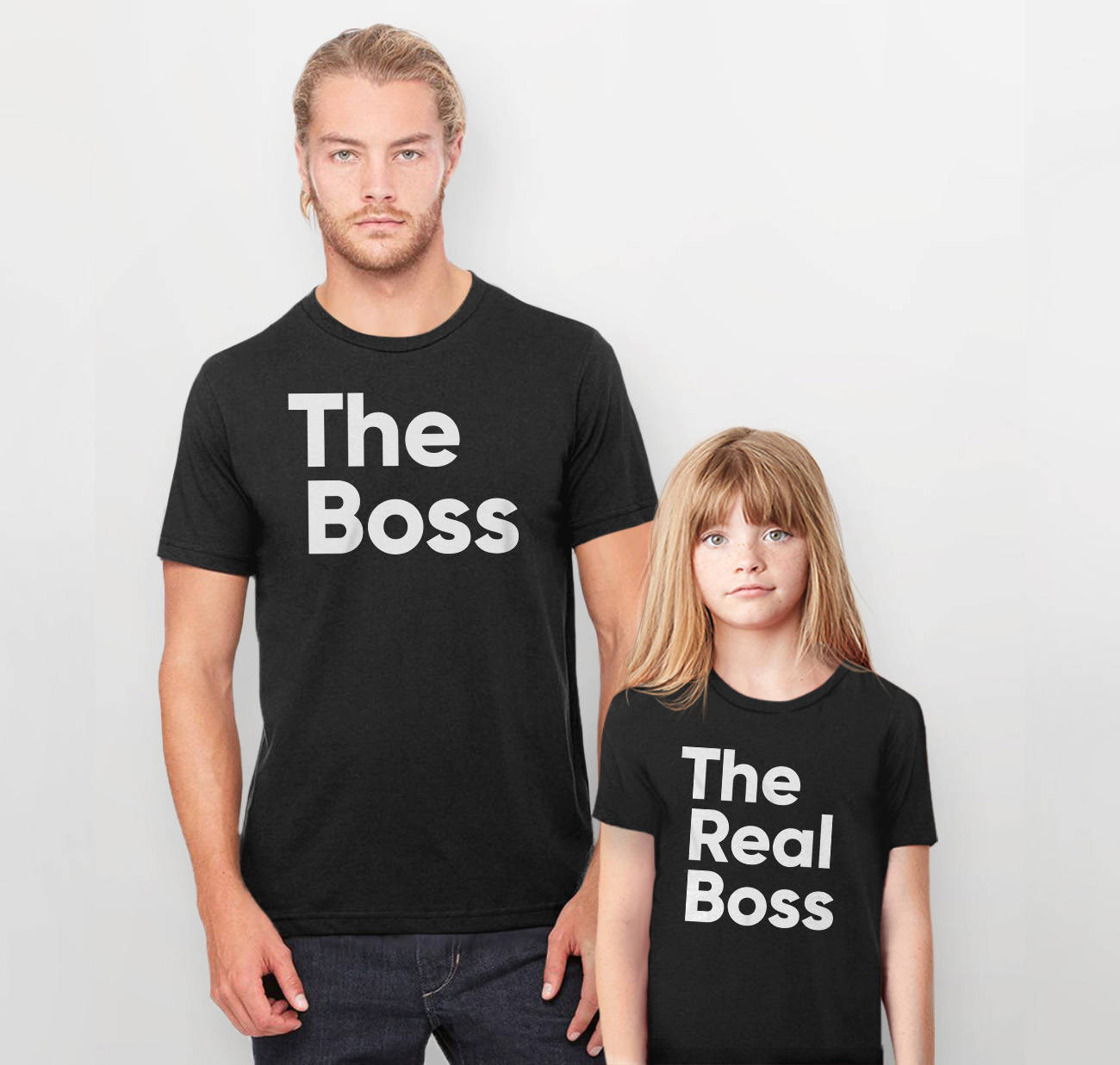 Daddy and me tees: Daddy and me boss tees | Boots Tees