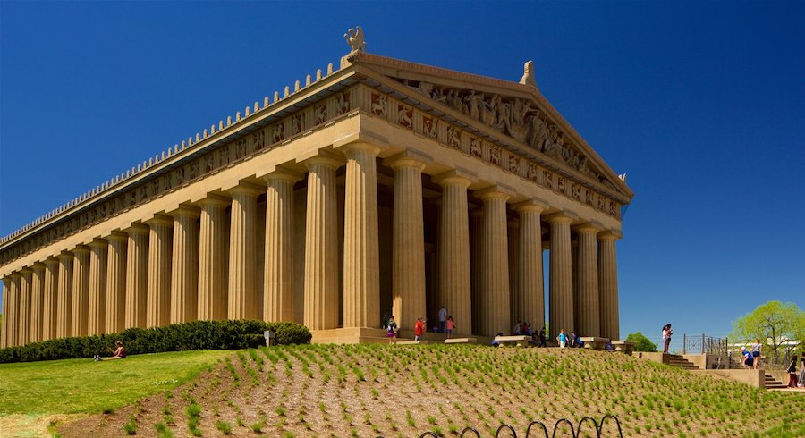 Things to do in Nashville with kids: Visit the Parthenon