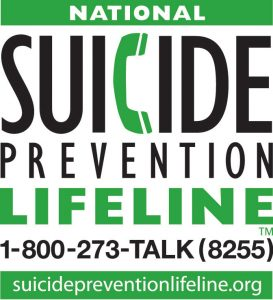 Resources to help parents to to kids about suicide: National Suicide Prevention Hotline number