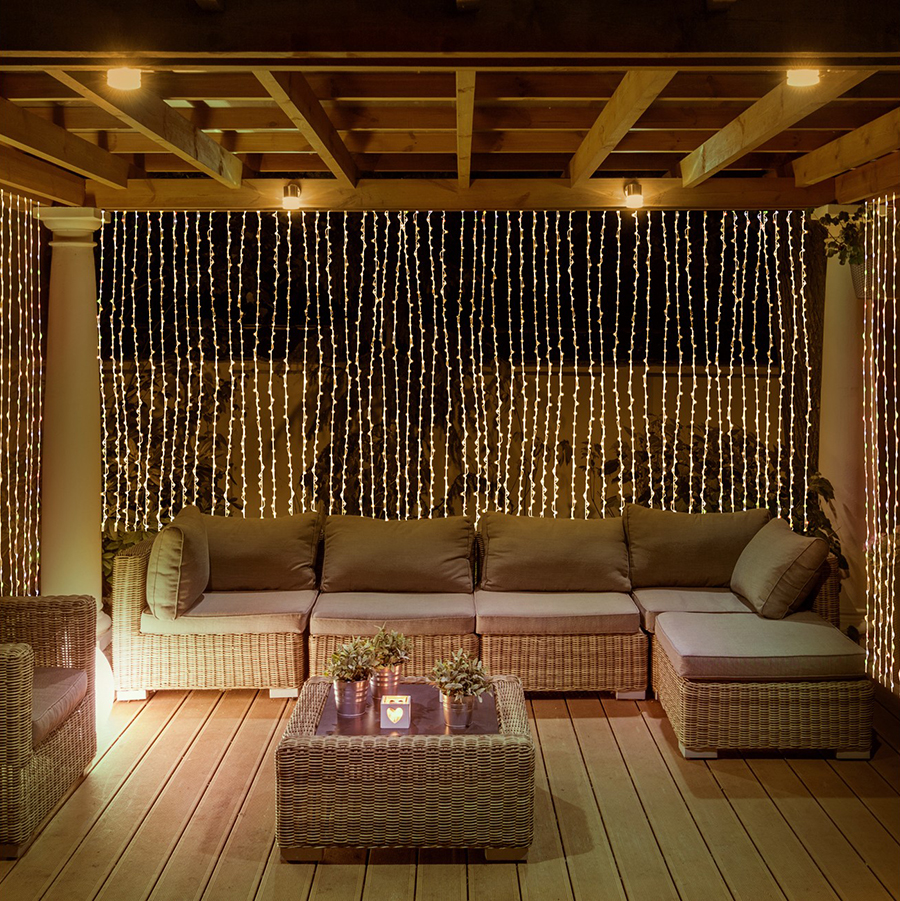 Target Outdoor String Lights Replacement Bulbs: Cool Backyard Lighting Ideas, Because Time To Toss Those