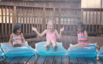50 screen-free activities for kids to do over summer break, indoors and out