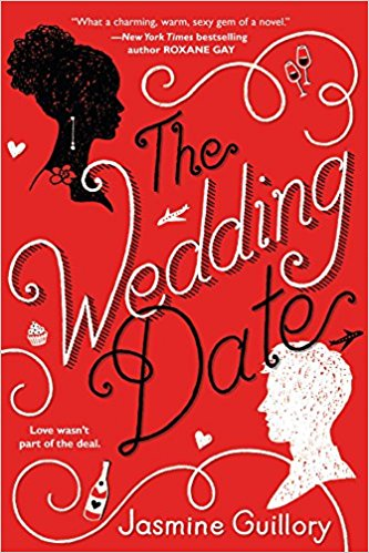 Great new beach reads from women of color: The Wedding Date by Jasmine Guillory