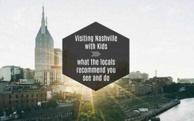 The best things to do in Nashville with kids, according to locals. (Hint: It ain't the honkey-tonks.)