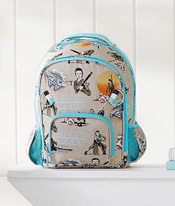 cool backpacks for preschool, kindergarten and little kids: Star Wars Rey Small Backpack
