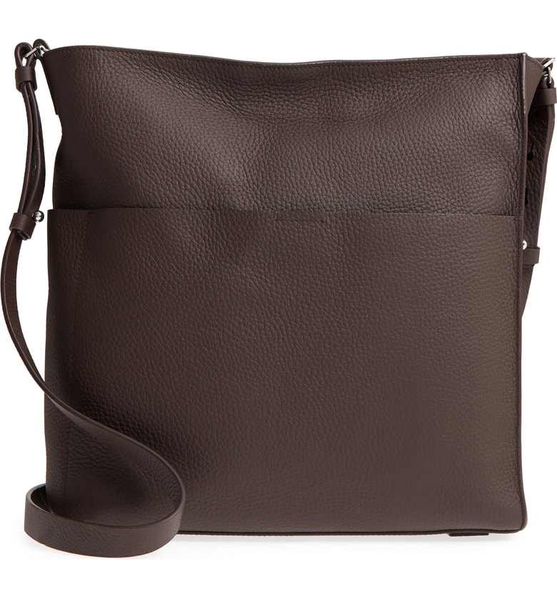 Fall handbags on sale at Nordstrom: Allsaints Mast Leather Shoulder Tote