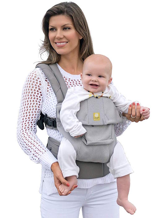 The best Amazon Prime Day deals include this LILLEbaby carrier