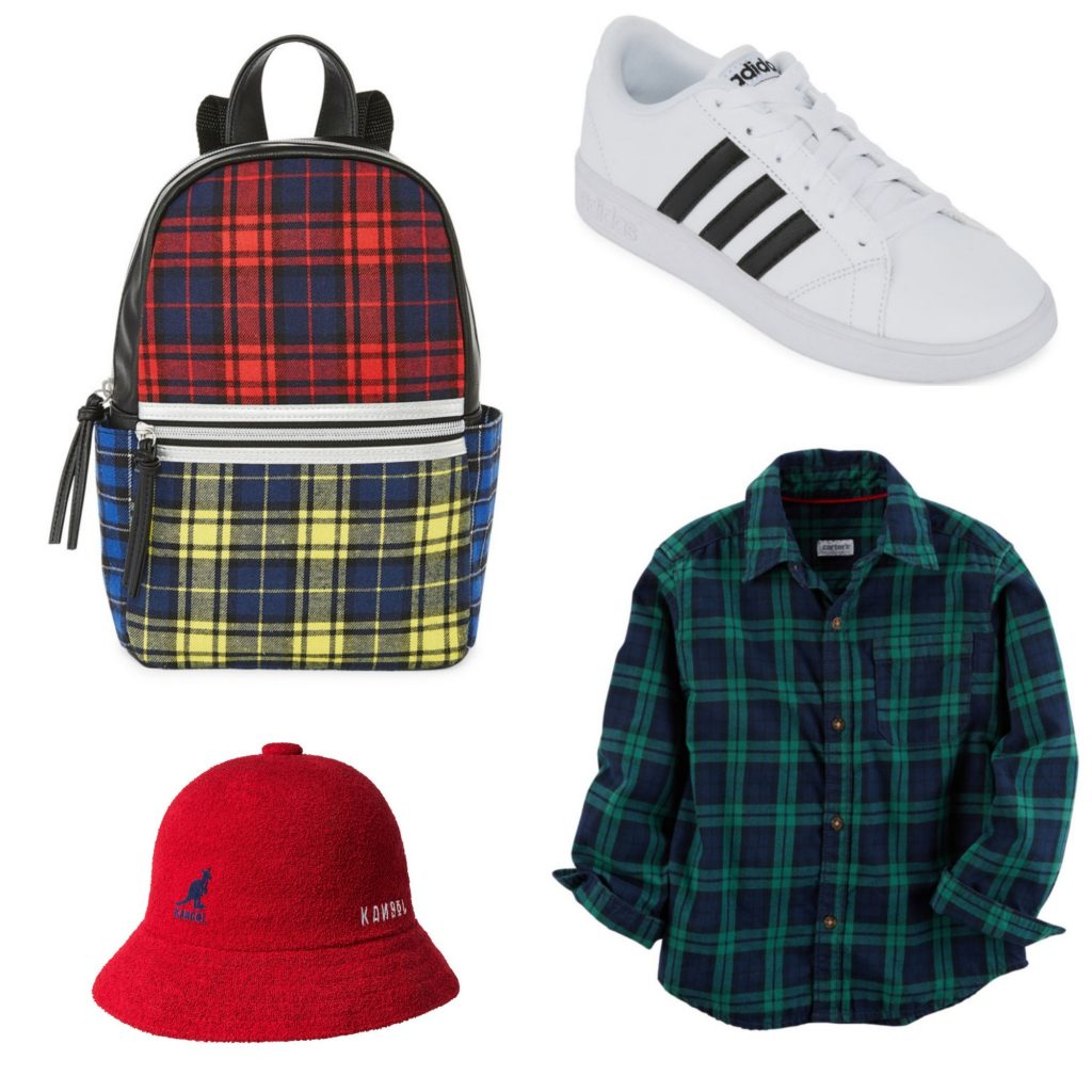 Back to school fashion trends for kids: 90s retro is back!