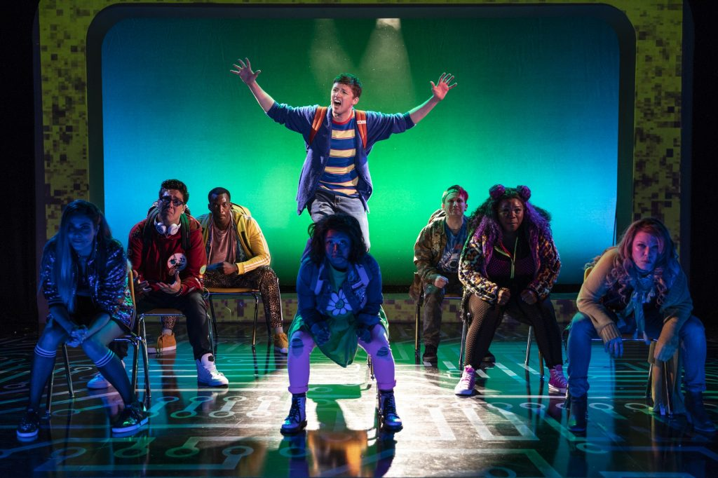 Be More Chill musical review: Why it's such a hit with teens