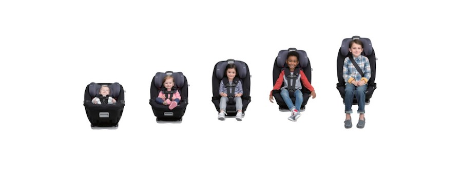 Best car seats for older kids: Maxi-Cosi's Magellan 5-in-1 car seat grows with you up to age 10