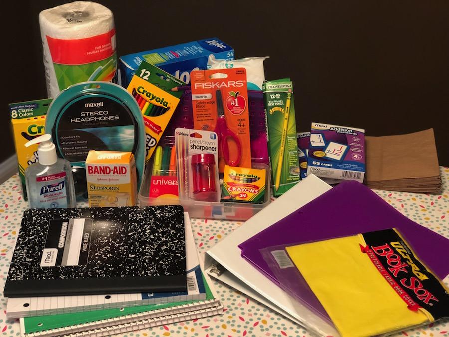 ClassBundl delivers bundles of school supplies. | Sponsored Message