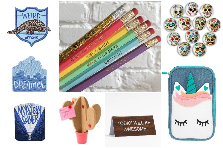 The coolest back to school supplies and fun accessories under $10 to make September more fun | Back to School 2018