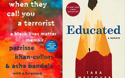 6 inspiring new memoirs that entertain, inspire, educate, and open eyes.