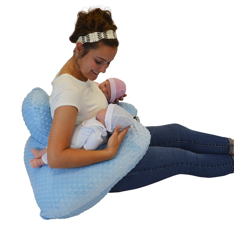 Bottle Feeding Pillow For Twins