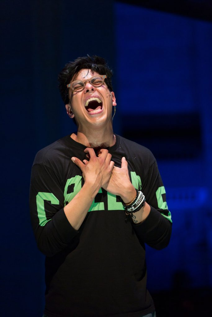George Salazar as Michael in Be More Chill (2015)