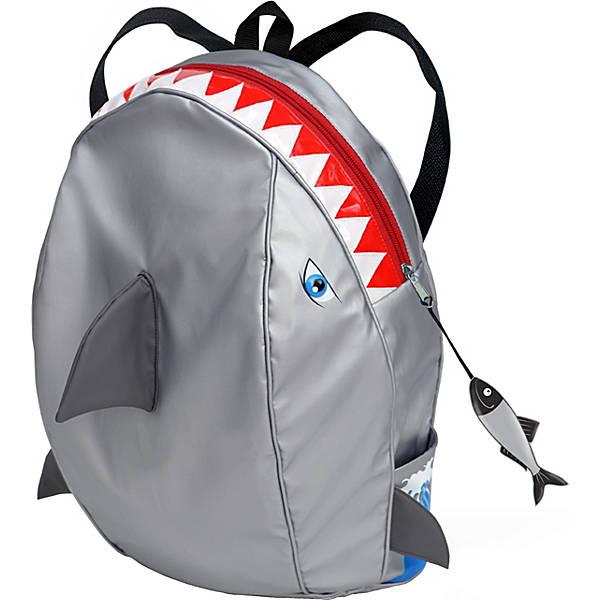 cool backpacks for preschool, kindergarten and little kids: Shark Preschool or Little Kid Backpack