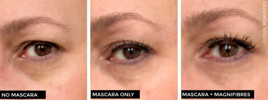 Magnifibres review: Like false eyelashes in a bottle | © cool mom picks