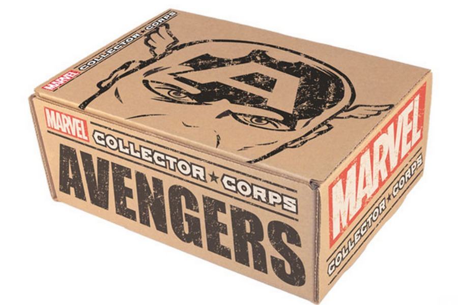 A Funko Marvel Collector Corps box subscription: Comic geeks rejoice!