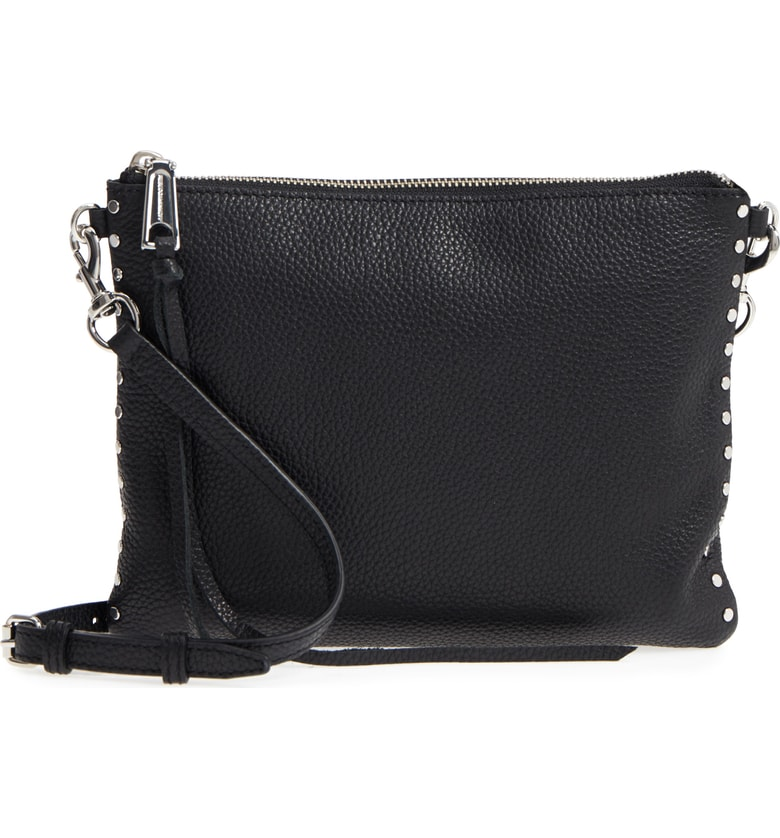 Fall handbags on sale at Nordstrom: Rebecca Minkoff studded leather crossbody bag