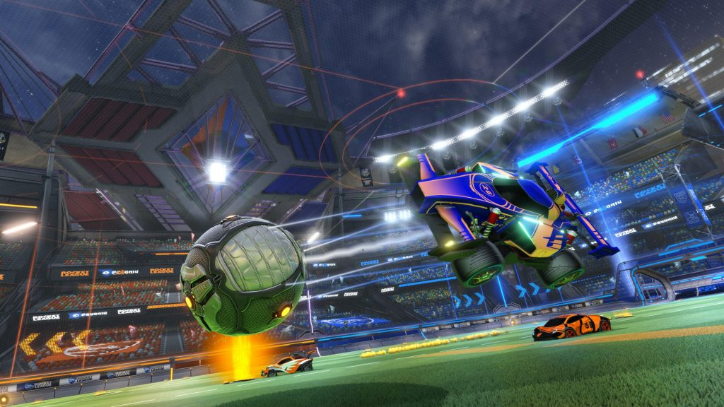 What parents should know about Rocket League and Rocket League videos