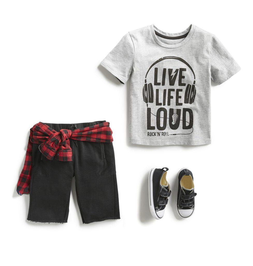 Stitch Fix Kids: Sample boys outfit