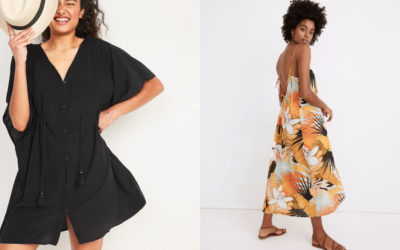 We found 8 stylish beach coverups for summer. Let's get out there, already!