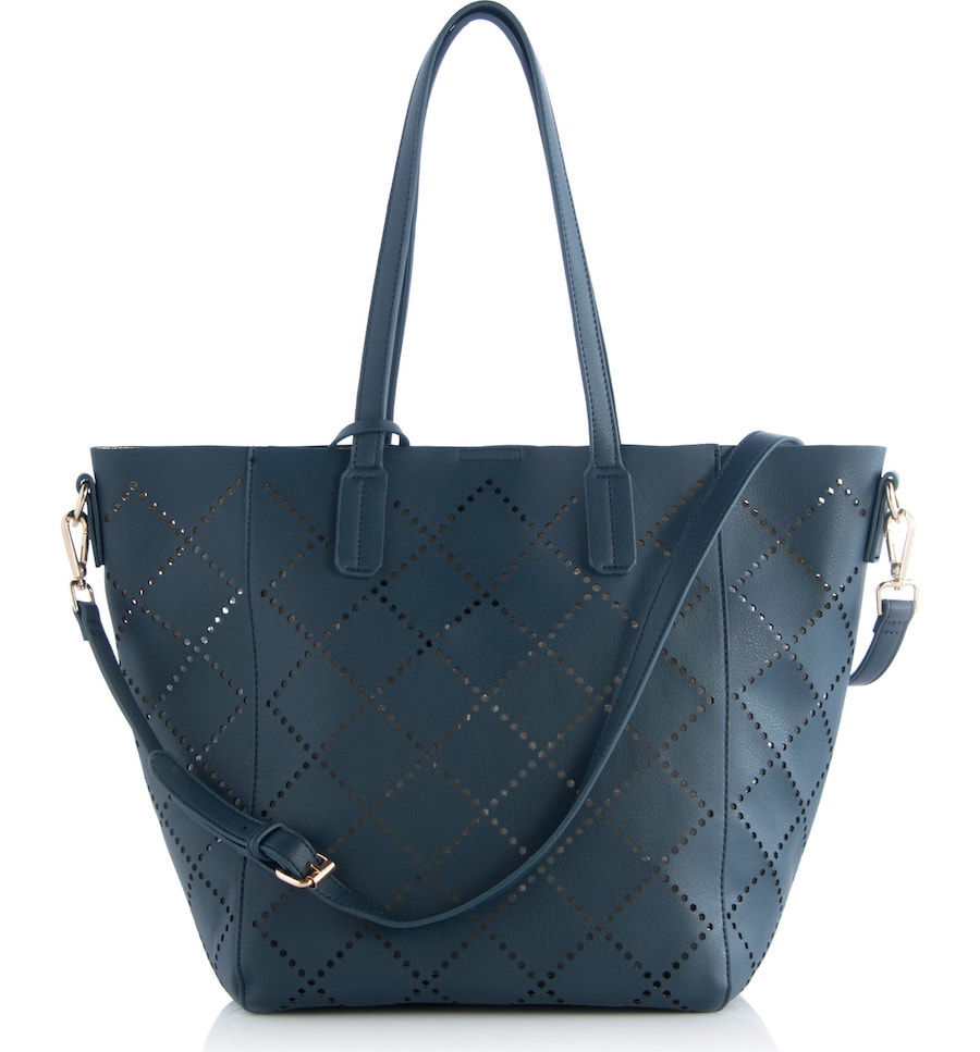 Best designer summer handbags on sale at Nordstrom: Shiraleah faux leather tote