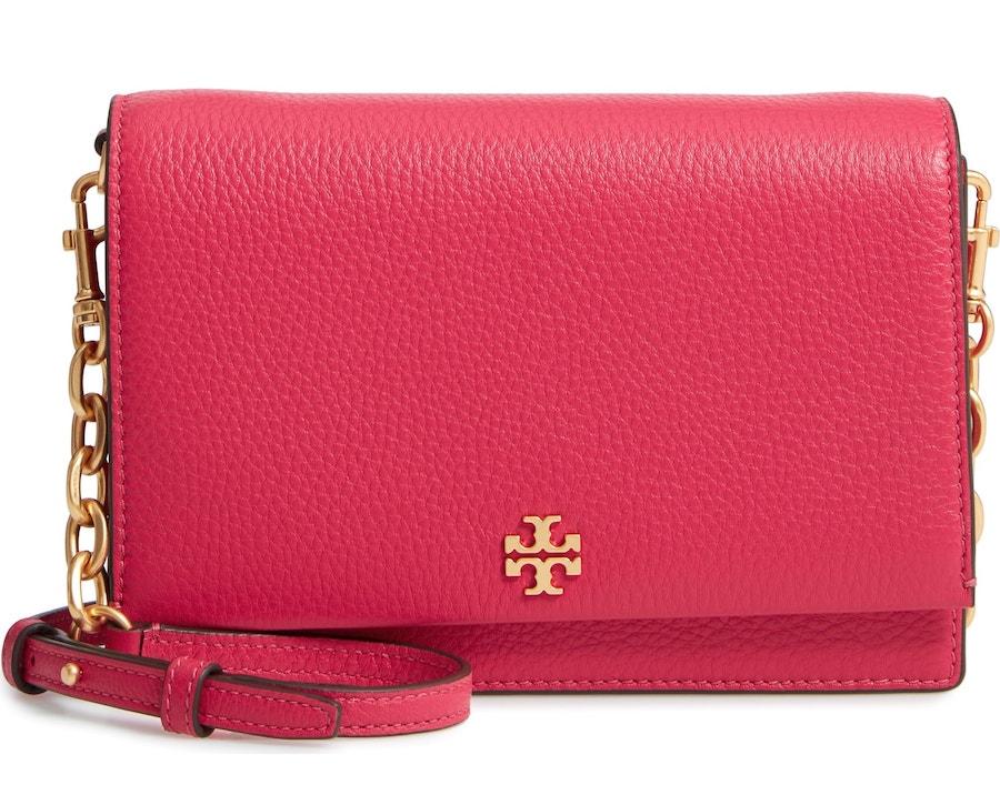Best designer summer handbags on sale at Nordstrom: Tory Burch crossbody