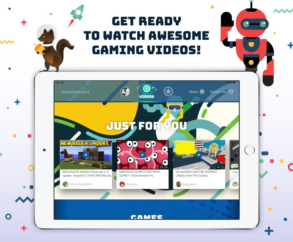 Tankee app lets kids watch gaming videos in a safe, curated environment | cool mom picks | sponsor