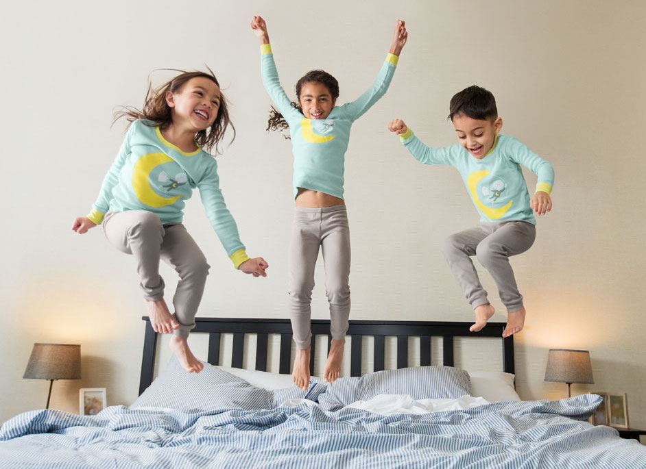 Buy a pair of these adorable pajamas from Westin and a pair will be donated to a child in need to help support better sleep and overall wellbeing | coolmompicks.com