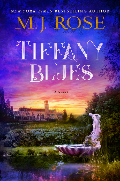 7 new books from women authors: Tiffany Blues by MJ Rose | Sponsor