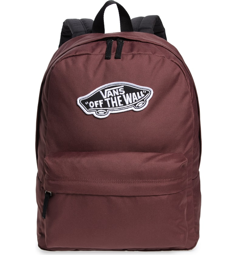Cool backpacks for tweens and teens: Vans backpack