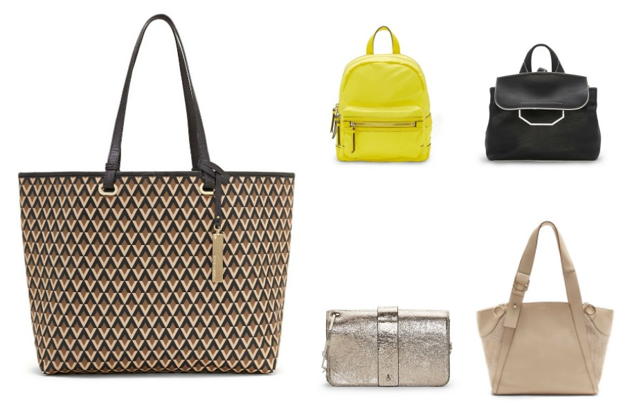 Today's 50% off Vince Camuto handbag sale is a run-don't-walk kind of a sale