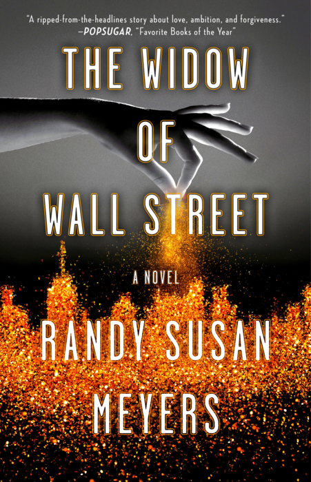 7 new books from women authors: The Widow of Wall Street by Randy Susan Meyers | Sponsored