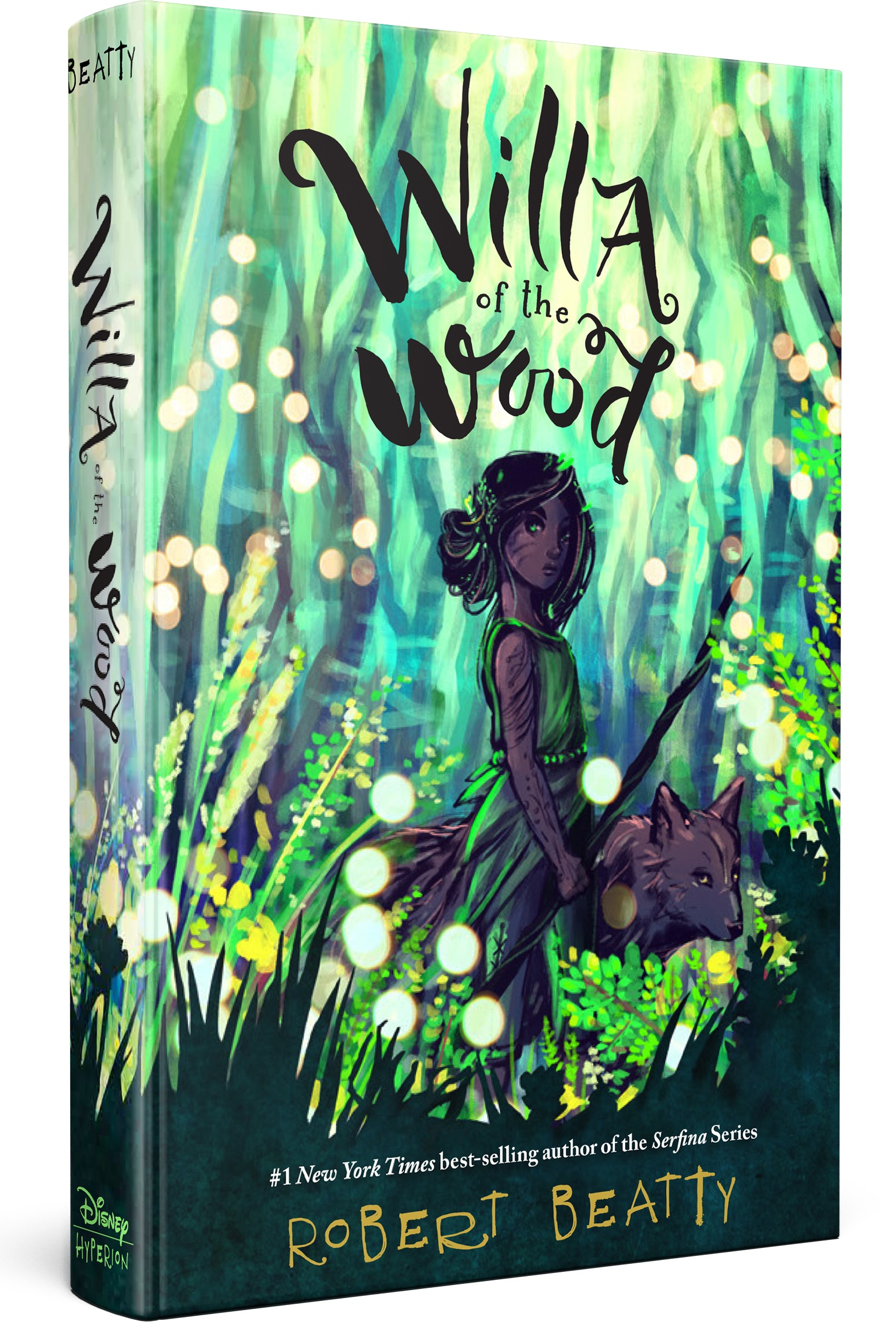 Willa of the Wood | Sponsor