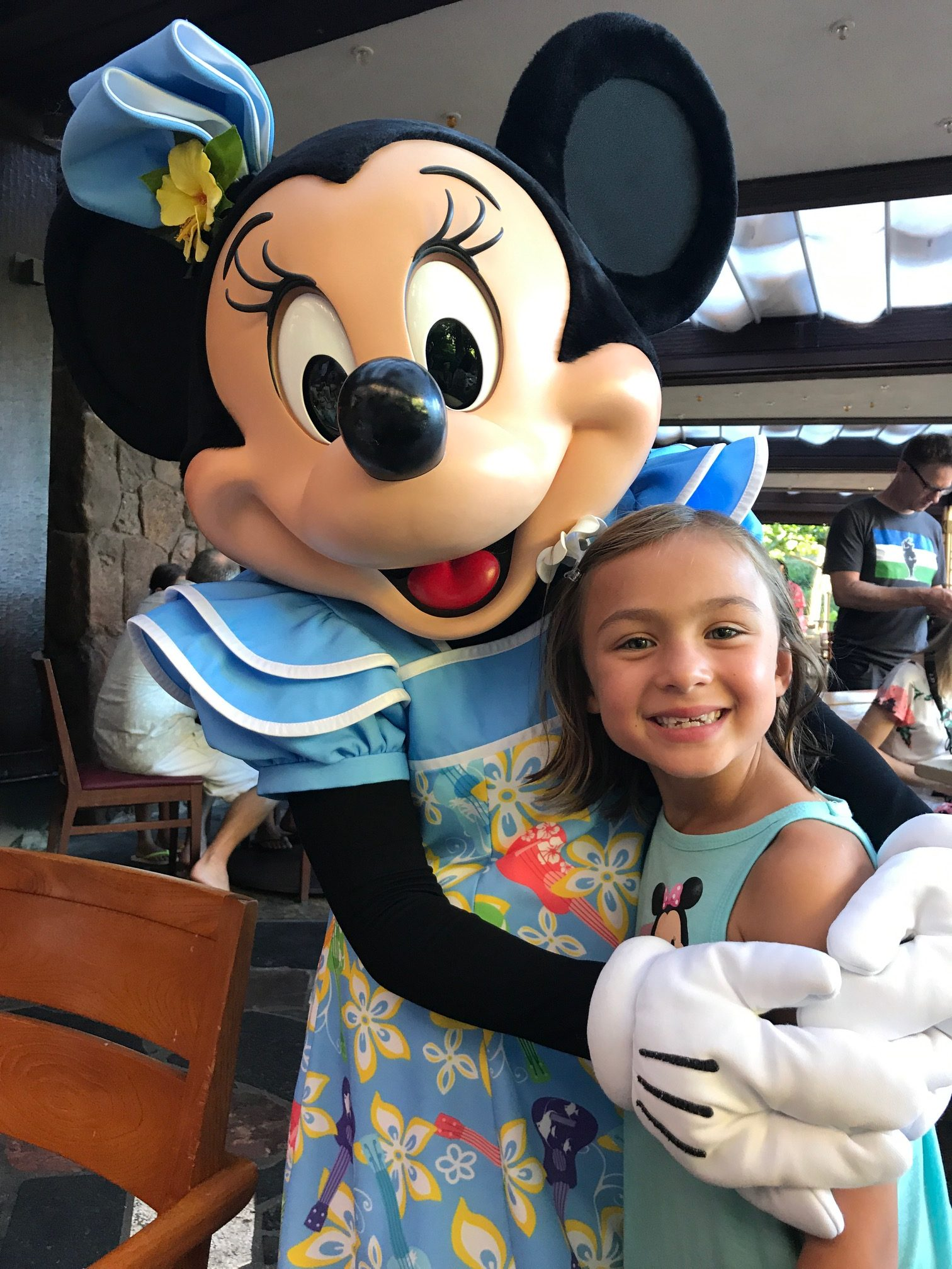 Disney's Aulani review: Character breakfast