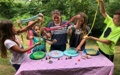 Tips, tricks and recipes to help you host the coolest, gooiest, best slime party.