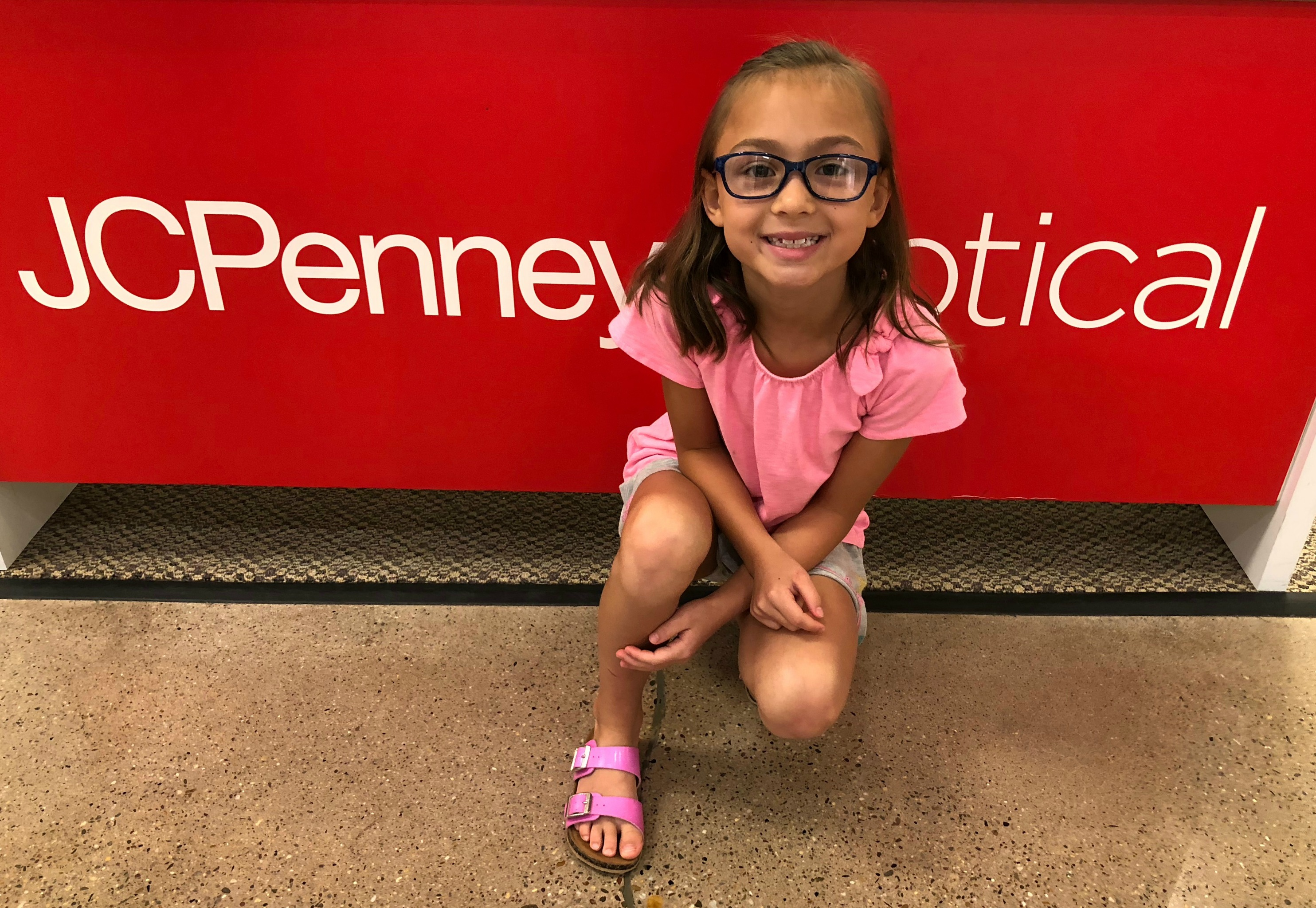 JCPenney Optical Back to School Glasses for Kids sale | Sponsor