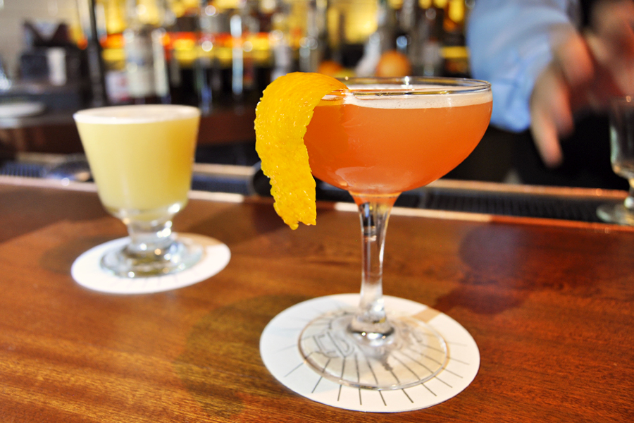 Fun things to do in Orlando without kids: The cocktail hotspots include The Edison at Disney Spring | Photo by Anne Wolfe Postic for Cool Mom Picks