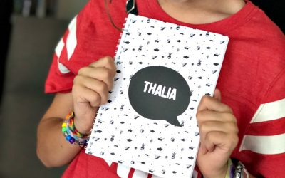 9 cool personalized school supplies to help make the school year a little more fun | Back to School 2018