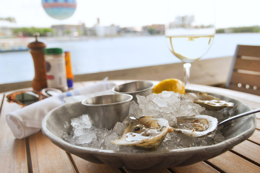 Fun things to do in Orlando without kids: Where to grab great oysters or find the best shopping | Disney Springs Boathouse by Anne Wolfe Postic | Cool Mom Picks