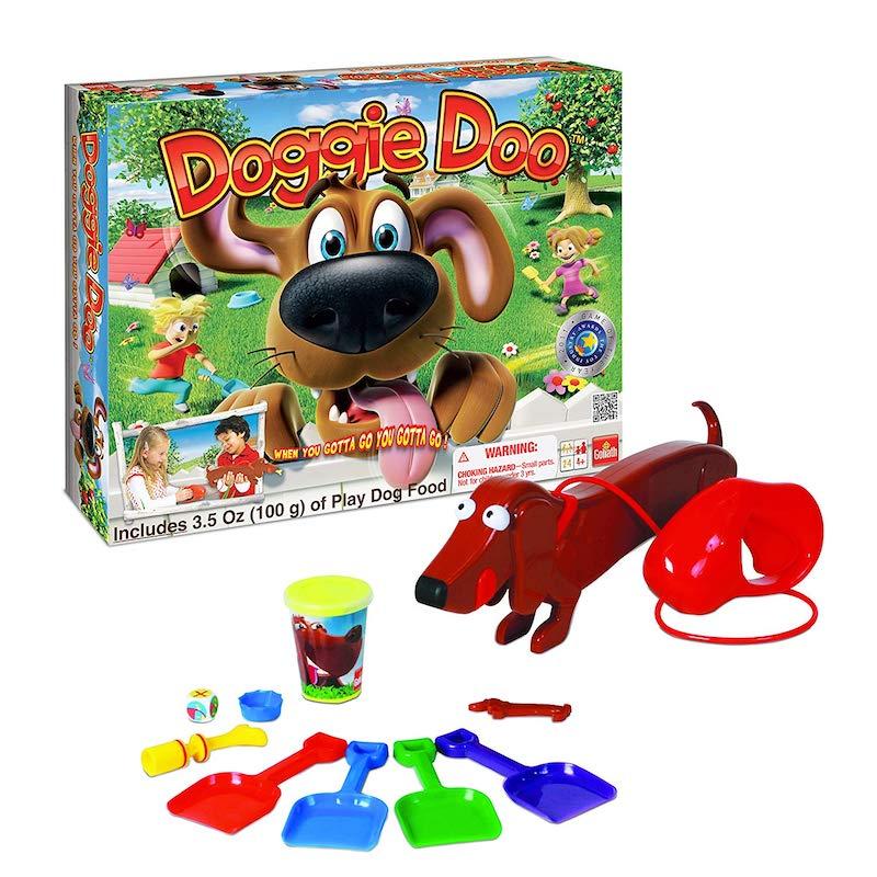 Gross family games: Doggie Doo