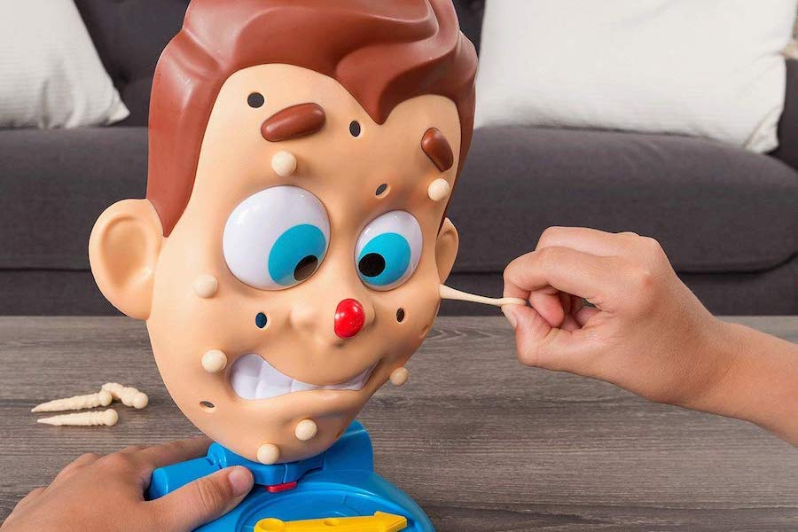 Make family night more…disgusting with these 7 popular gross-out games