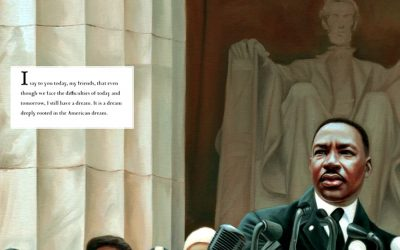 How to discuss Dr. King's I Have A Dream Speech – the whole speech – with your kids today, on its 55th anniversary.