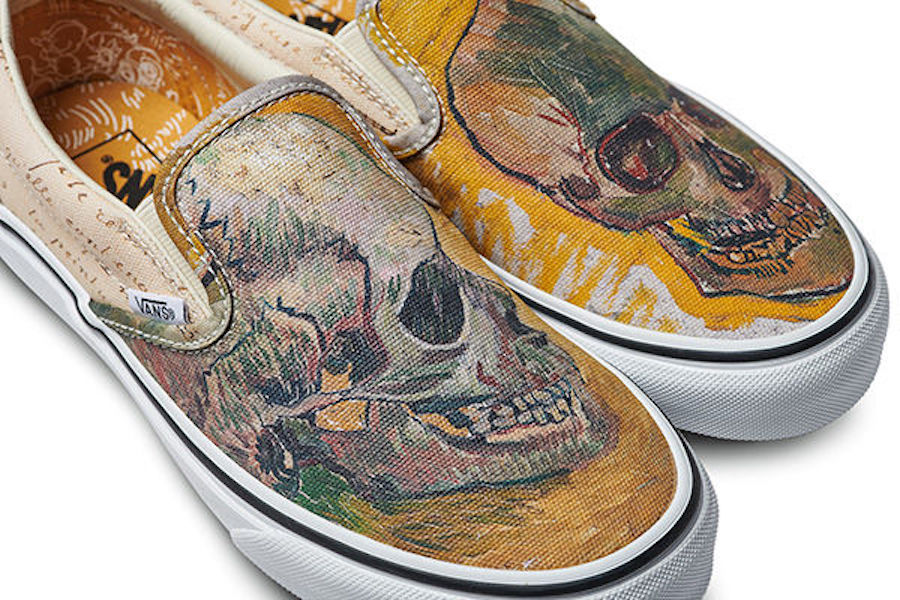 549eab0fde The Vans x Van Gogh Museum shoe collection  Masterpieces.