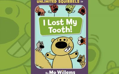 If you love the Pigeon and the Piggie, you'll love Mo Willems' squirrels!